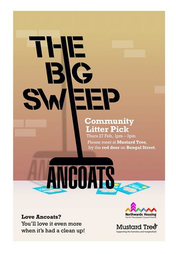 Big Sweep Poster