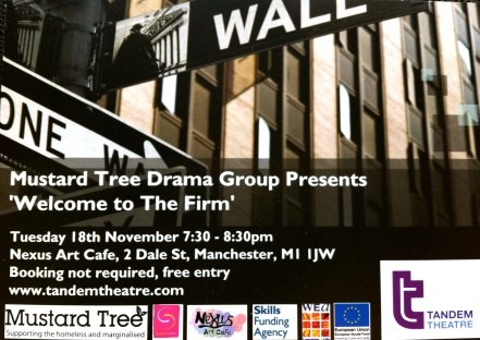 Drama Group Welcome to the Firm